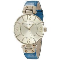 Reloj Anne Klein 10/9168chte Azul Femenino