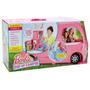 Vehiculo Campista Emergente De Barbie Blakhelmet Sp