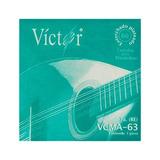 Cuerdas Para Mandolina 3a Victor