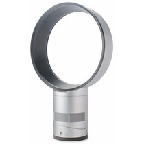 Ventilador Dyson Am01 12 Table Fan - Silver/iron