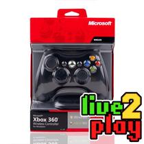 Control Xbox 360 Inalambrico Original Microsoft