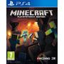 Minecraft Edicion Ps4 Seminuevo
