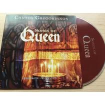 Cd. Cantos Gregorianos - Songs Of Queen - Remate