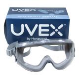Goggle De  Seguridad Uvex Stealth Antiempañante Hidroshield