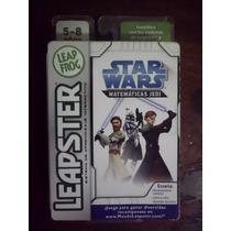 Leapfrog Leapster Star Wars Matematicas Jedi Para 5 A 8 Años