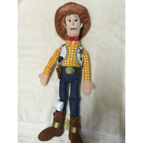 Peluche Disney Store Woody De La Película Toy Story