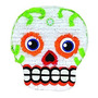 Day Of The Dead Skull Halloween Pinata, Party Game And Cente