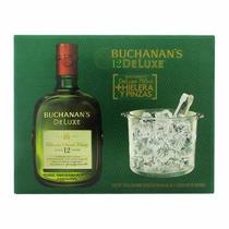 Buchanans 12 + Hielera Y Vaso