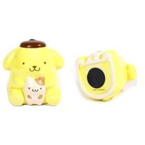 Pom Pom Purin Alcancía Original Sanrio Japón, Hello Kitty