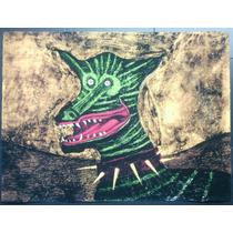 Rufino Tamayo Chacal Litografia Original
