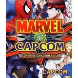 Marvel Vs Capcom Clash  Super Heroes Celular Android