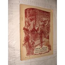 Libro Antiguo Año 1952 , Leyendas Y Tradiciones Guanajuatens