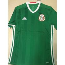 Jersey México 2016 Version Jugador Copa América Centenario