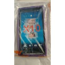 Silicona Sony Ericsson X Peria 10 X10 Más Envío Gratis Mex