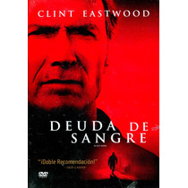 Dvd Deuda De Sangre ( Blood Work ) 2002 - Clint Eastwood