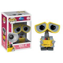 Figura De Wall-e Funko Pop Disney # 45 Serie 4 No Eva