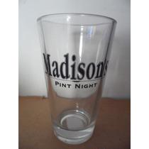 Vaso Cerveza Madison