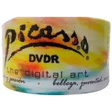 Dvd Picasso  Virgen 4.7 Gb 16x Logo Con 50 Facturado Full
