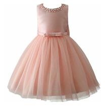 Busca Vestido Para Nina 3 Anos Presentacion Rosa Con Los
