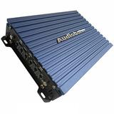 Amplificador Fuente De Poder Audiobahn 4 Canales 2400w