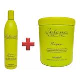 Combo Rigen Shampoo Y Tratamiento Alfaparf