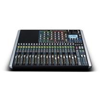 Mezcladora Soundcraft Si Performer 2, 24 Chan + Control Dmx