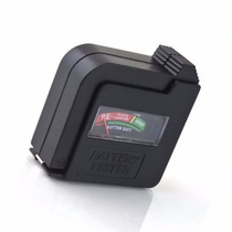 Probador De Carga De Baterias Aa,aaa,a23,d,c 9v O 1.5v