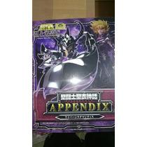 Appendix De Rhadamanthys Myth Cloth Nuevo Bandai Japonés