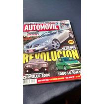 Automóvil - Mercedes Slk/ Chrysler 300c/ Lanzamiento Revoluc