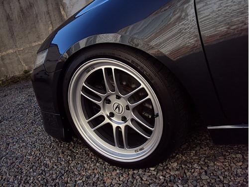 4x Centro Tapón De Rin Acura 69mm Color Plata - Envío Gratis Foto 5
