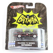 Blister Batman Classic Tv Series Batmobile Hot Wheels
