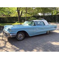 Thunderbird 1960 Coupe Venta O Cambio