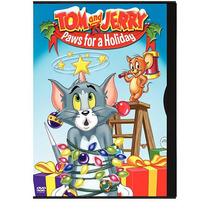 Tom & Jerry: Patas Para Un Cd De Vacaciones