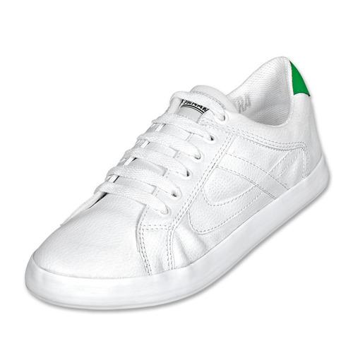 37d6a76d82 Calzado Juvenil Niño Tenis Panam Tipo Piel Blanco Cómodo en venta en ...