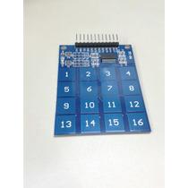 Teclado Matricial Touch Arduino
