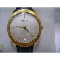 Reloj Haste De Luxe Automático Fina Maquina Eta