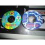 Blue Lightning Y Vidgrid Para Atari Jaguar Cd Solo Discos