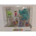 Set De Figuras Monster Inc Disney Pixar