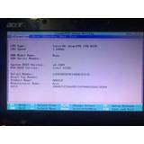 Laptop Acer Aspire One Zg5 Piezas Refacciones