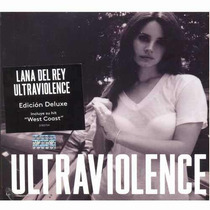 Lana Del Rey - Ultraviolence Deluxe Edition Nacional
