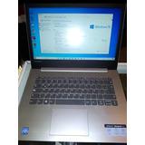 Laptop Económica Lenovo Ideapad330 Disco Estado Sólido 240gb