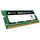 Corsair Memoria Ram Ddr3 4gb Sodimm 1066 Mhz Para Mac \r