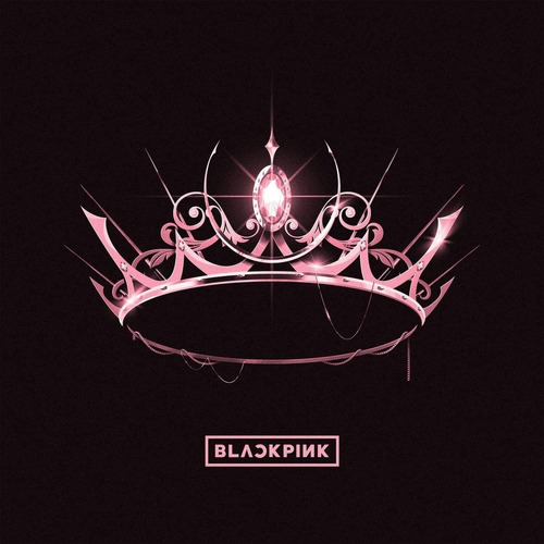 Blackpink - The Album - K-pop Disco Cd (8 Canciones)