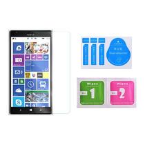 Cristal Templado 0.3mm Orilla 2.5d Nokia Lumia 1520 + Paños