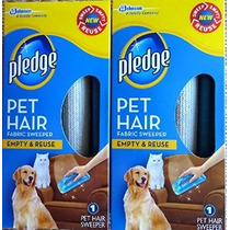 Promesa Tela Sweeper Para Pelo De Mascotas Vacío Y Reciclar