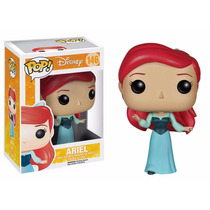 Funko Pop Disney Ariel Vestido Azul 146