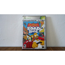The Simpsons Road Rage Xbox Retrocompatible