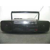 Grabadora Sony Excelentes Condiciones Cassetera, Cd, Radio