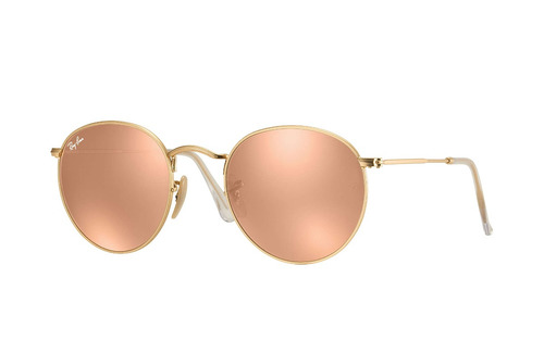 ... netherlands ray ban rb3447 112 z2 round metal rosa espejo dorado 0f15a  f06ea 75df11caf3