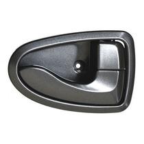 Manija Interior Dodge Verna 2004-2005-2006 Gris Delan Y Tras